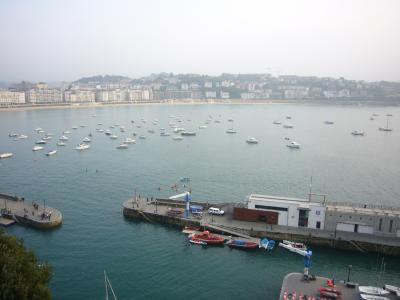 VIVA!海バスク山バスク 1日目後半 驚きの・・・そしてサンセバスチャン バル巡り