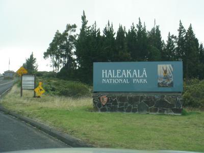 初マウイの旅-④ ハレアカラ