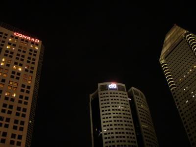 初一人旅☆半年ぶりにシンガポールへ♪1日目
