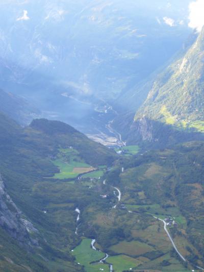 2009年夏 北欧4ヶ国旅行【その4:ノルウェー】