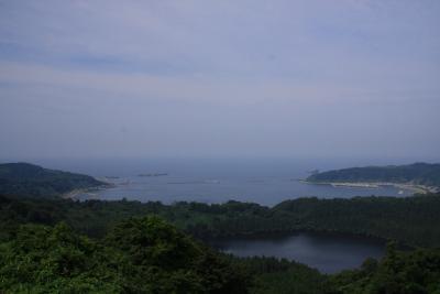 2009・東北ぶらり旅 2日目 ~男鹿半島巡り・八望台・寒風山~