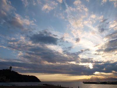 大和~江ノ島 秋深し境川/引地川サイクリングロード