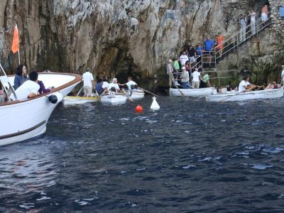 イタリア旅行記 その5 【カプリ島からローマ】