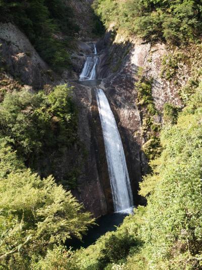 滝メグラーが行く63 布引の滝・日本の滝百選 三重県熊野市紀和町