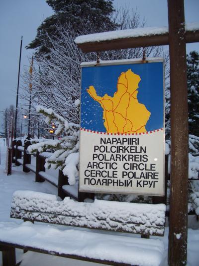 ヨーロッパ一周 ぐるっと3ヶ月 ~フィンランド・ロバニエミ~