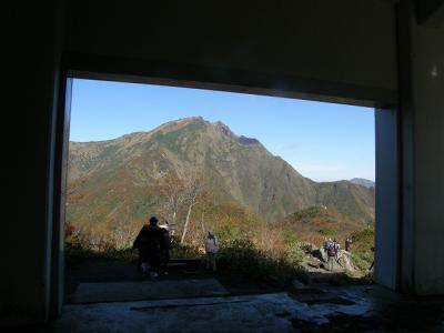 09秋の谷川岳と奥利根水源の森を散策・・・①天神平