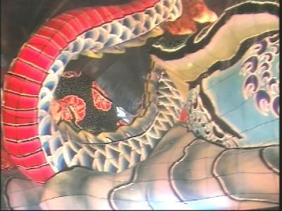 奥の早道 東北6大祭りを巡る高速道路千円の旅 5 青森ねぶた祭り(2) 09夏
