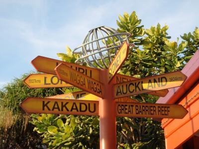 ●[オーストラリア] ケアンズ-Cairns- (OZ trip in Oct.2009 No.1)