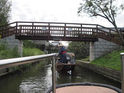 「連休2泊3日の旅」その3.。。千葉県佐原「加藤州十二橋めぐり」。。。