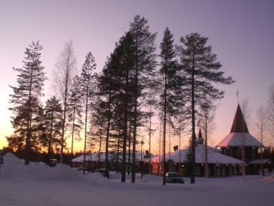 冬のフィンランド2008~ラップランド編