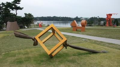 宇部ビエンナーレ'09野外彫刻展