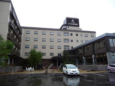 ニセコワイス寶亭留宿泊記◆2009秋色の北海道《その3》