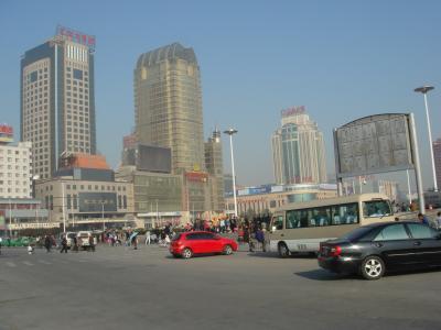 北京から石家庄へ