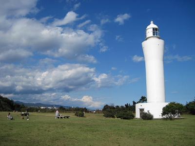 「連休2泊3日の旅」その5.。。茨城県「古房地公園」の「日立灯台」。。。