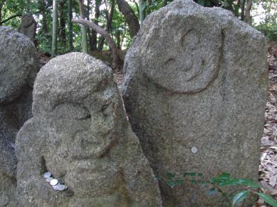 アイラブ仏像めぐり 奈良 霊山寺、興福寺、京都 石峰寺