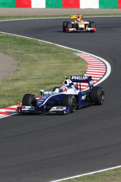 F1日本グランプリ☆ 初観戦