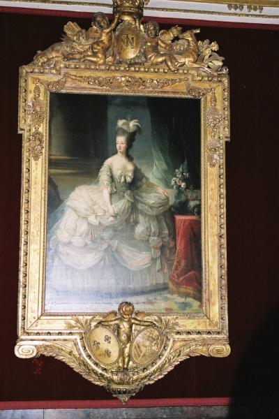 マリー・アントワネットを訪ねて~ベルサイユ宮殿~