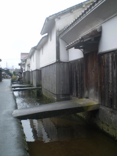 米子~倉吉~三朝温泉 天気が。。。