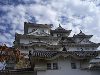 姫路城を外国人の身になって観光