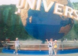 2004/8 USJ旅行