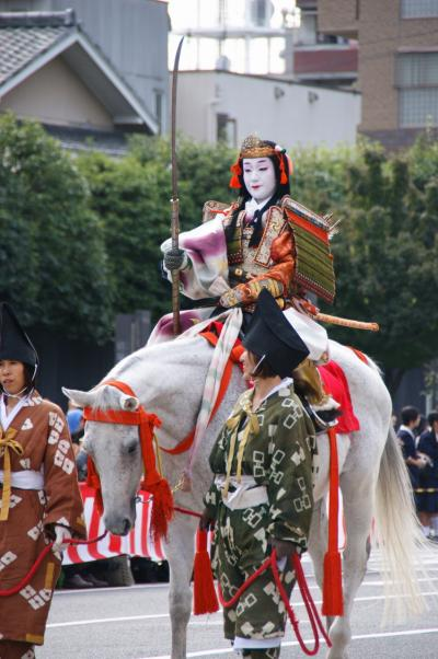 【時代祭】 やっと京都三大祭を制覇♪♪