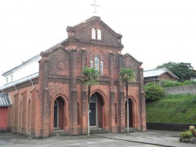 響け鐘の音ー五島列島教会巡礼;福江島【楠原教会】