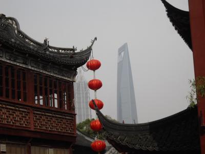 再び上海へ