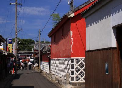 香川県・東かがわ引田★讃岐街道の集散地でもある風待ち港