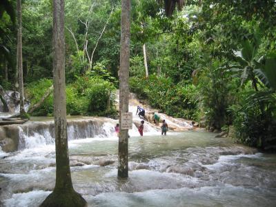 2005年9月 ジャマイカ★オーチョ・リオス1daytrip