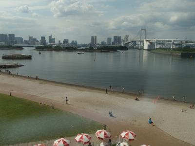 tokyo cruise  東京水上バス お台場海浜公園―日の出桟橋