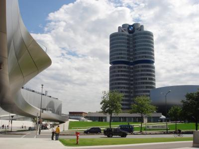 2008 ドイツ  ミュンヘン BMW Welt