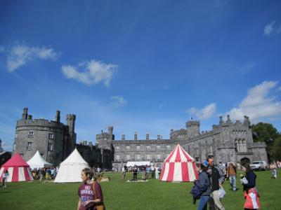 アイルランド2009夏 その2:キルケニー