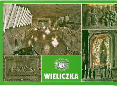 世界遺産 ヴィエリチカ岩塩採掘場