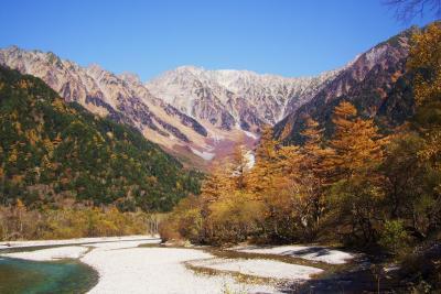 2009'上高地の景色