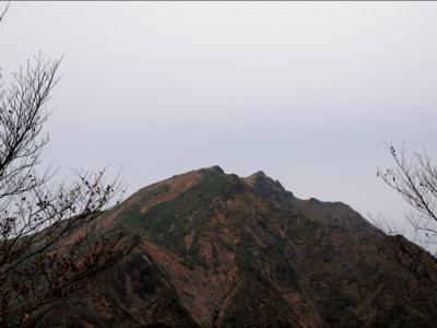 ☆秋の谷川岳☆09.10.24 トマの耳・オキの耳 谷川岳登山の旅