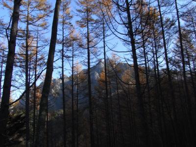 2009 瑞牆山 2230m