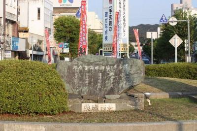 茨城百景石碑巡りの旅(20)  河原子海水浴場と水木浜編