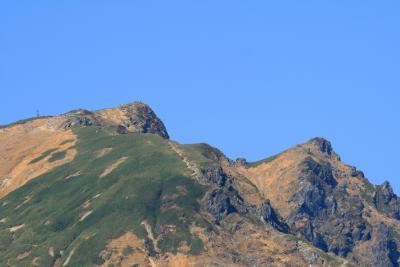 秋・はとバス 谷川岳と吹割の滝 ?谷川岳