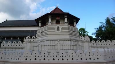 キャンディの寺院
