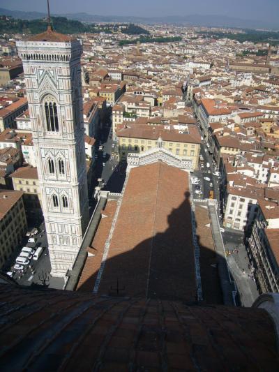 2009 イタリアで夏休み~(12)フィレンツェへ