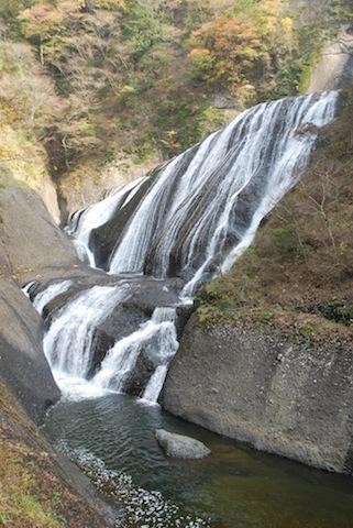 2009.11.1 袋田の滝