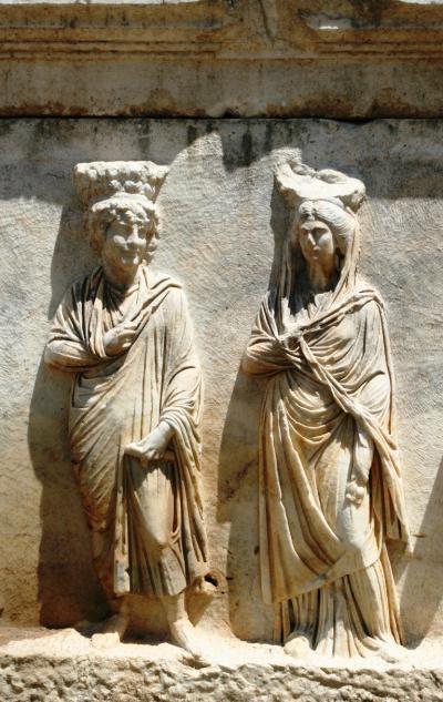 トルコを車で半周する ― 彫刻の町アフロディシアス