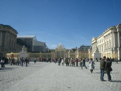 好きになれなかったヴェルサイユ宮殿