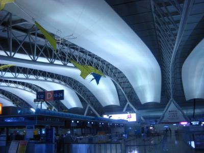 関西空港に行ってきました。