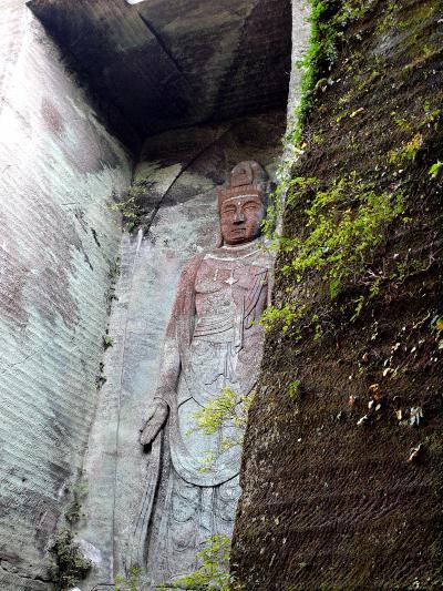 ┗鋸山日本寺 突然の散策┓
