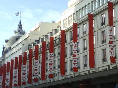 パリ11月、早々開催のバーゲンが狙い目!