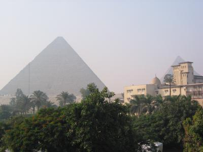 2006年酷暑の旅★エジプト・ギザ編