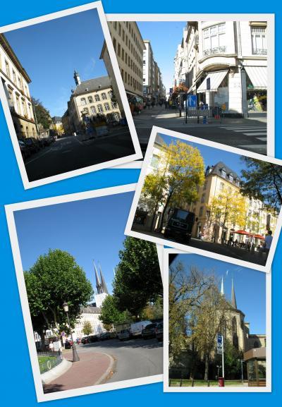 ドイツ中心に世界遺産の旅  その5 ルクセンブルグの世界遺産