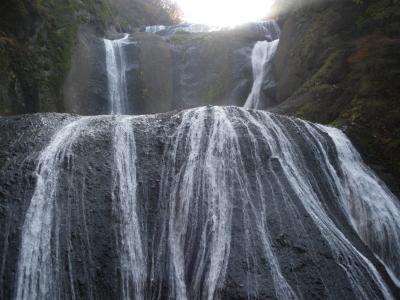 2009秋・袋田の滝・生瀬滝