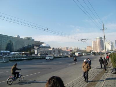 ROC観戦&北京観光の旅2日目